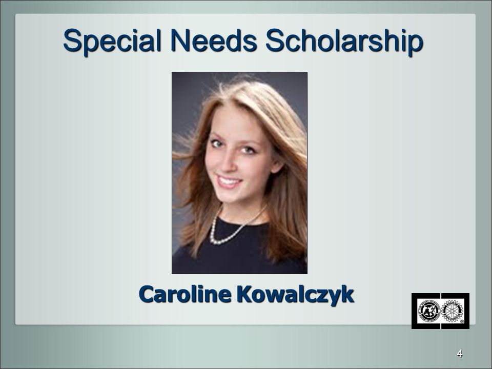 Special Needs Scholarship