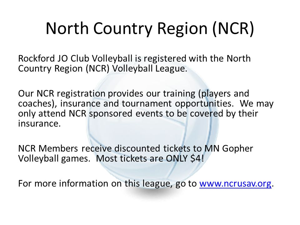 North Country Region (NCR)