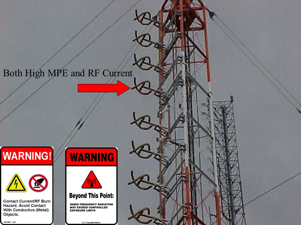 Both High MPE and RF Current