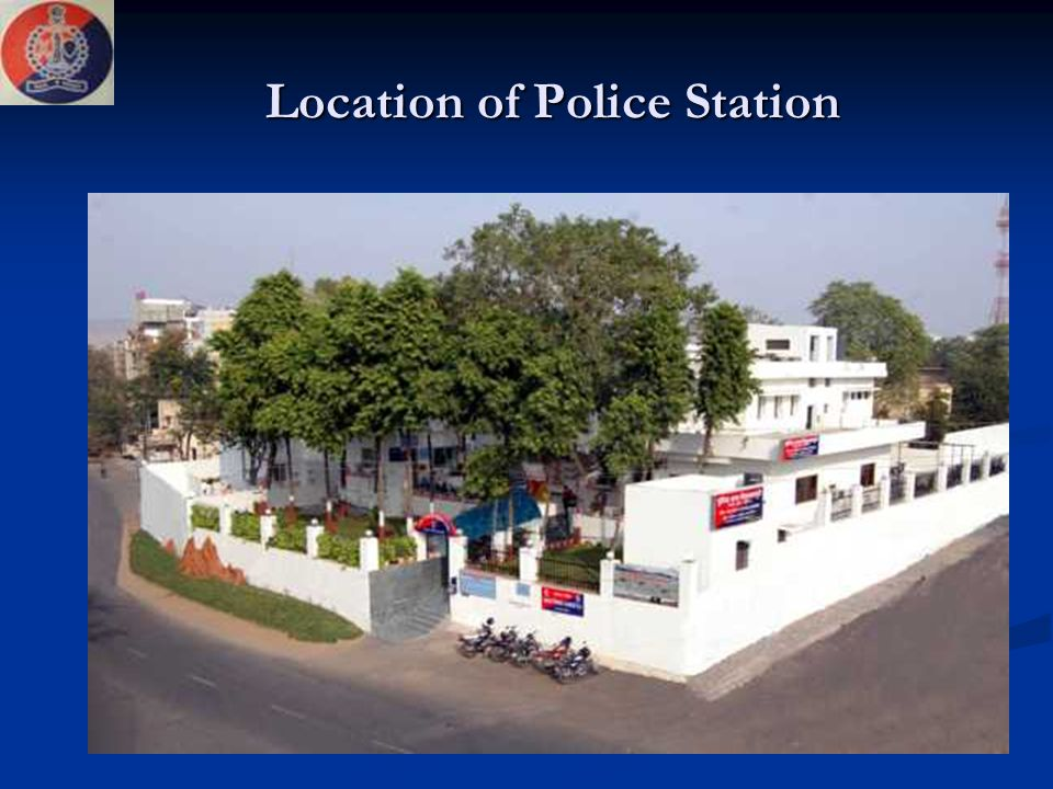 Location of Police Station