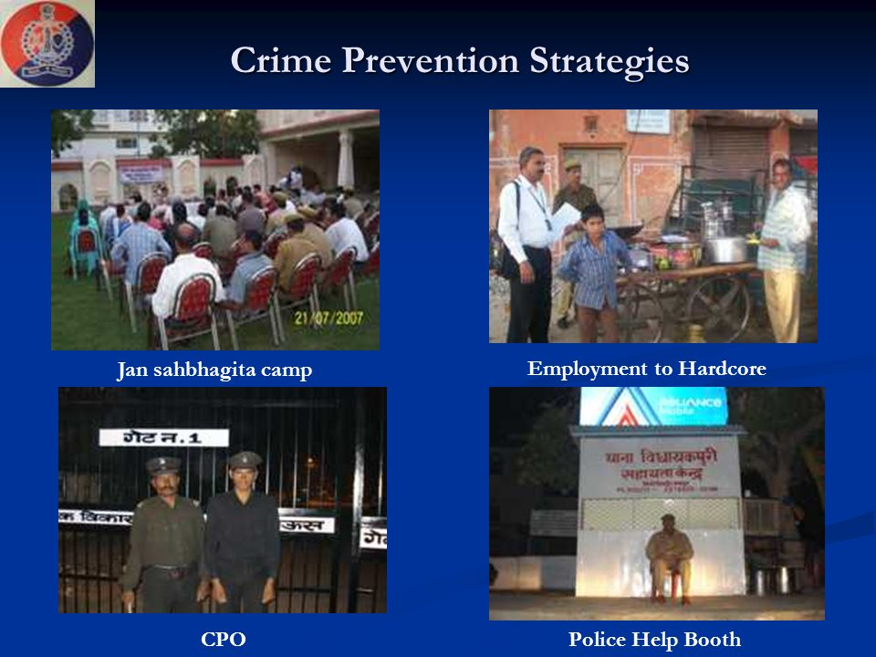 Crime Prevention Strategies