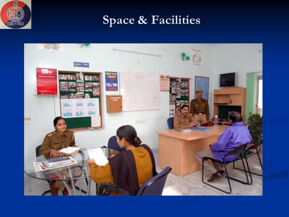 Space & Facilities