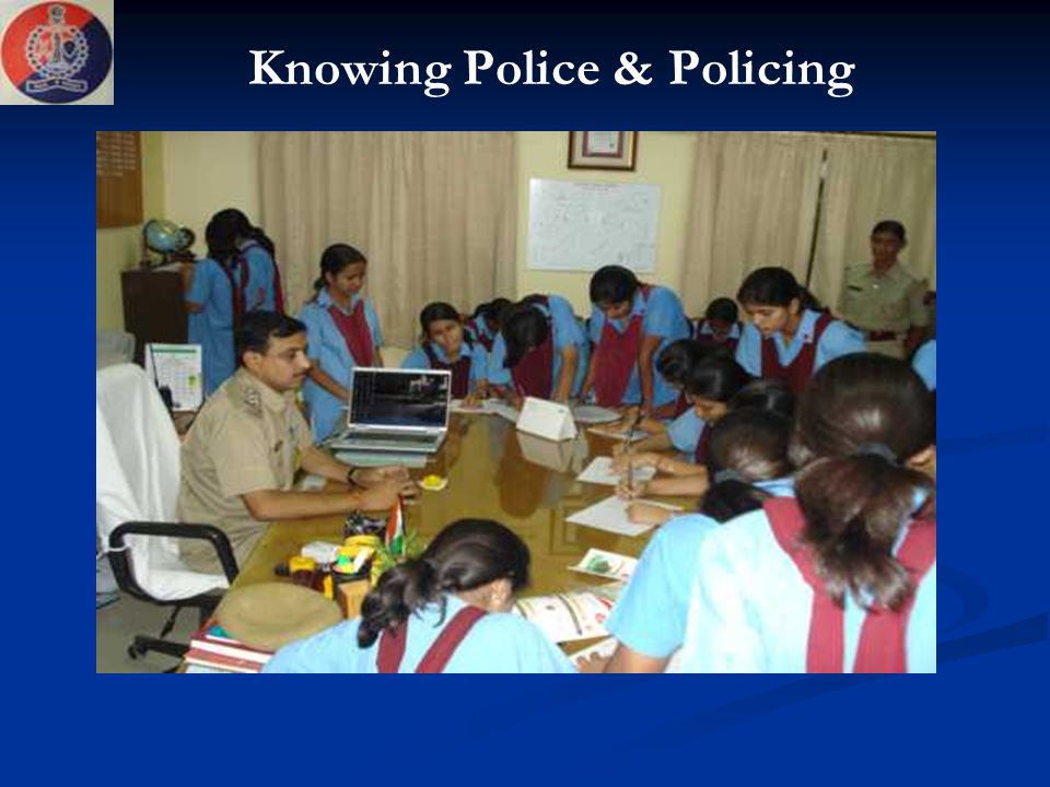 Knowing Police & Policing