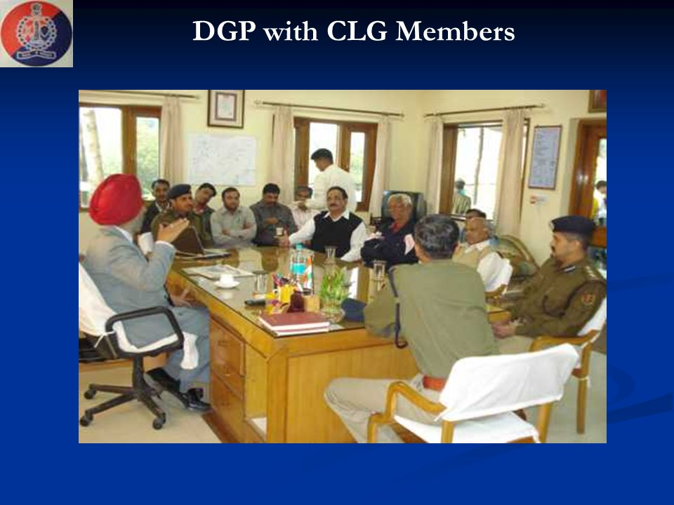 DGP with CLG Members