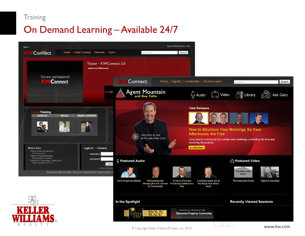 On Demand Learning – Available 24/7