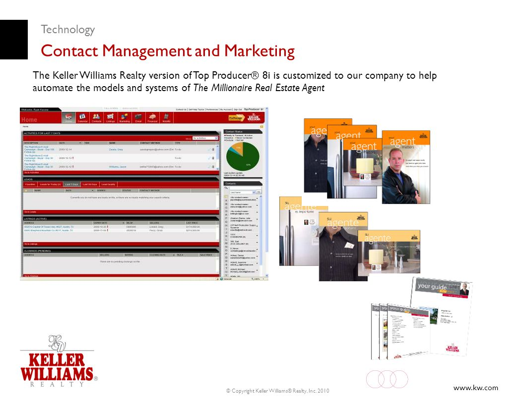 Contact Management and Marketing