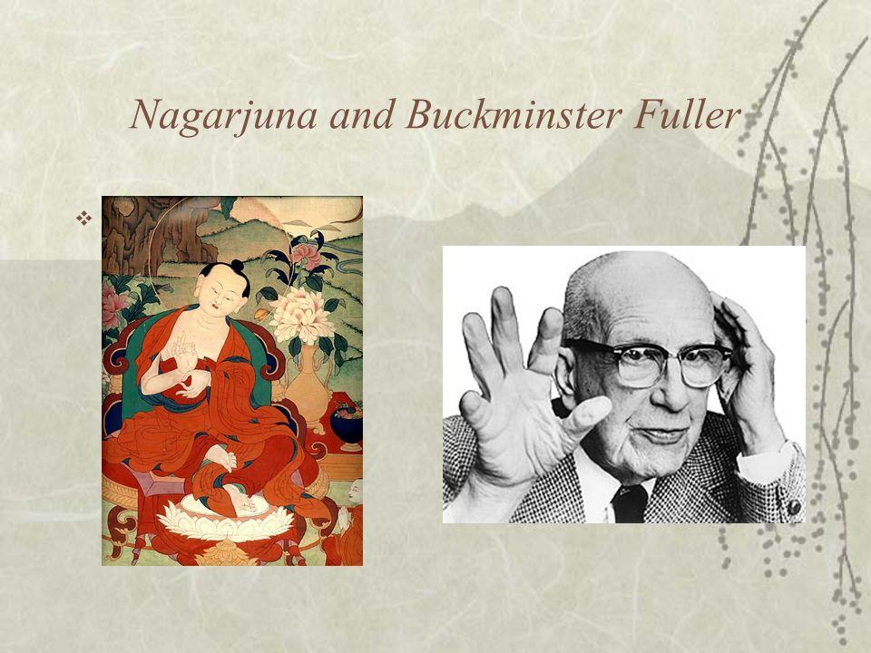 Nagarjuna and Buckminster Fuller