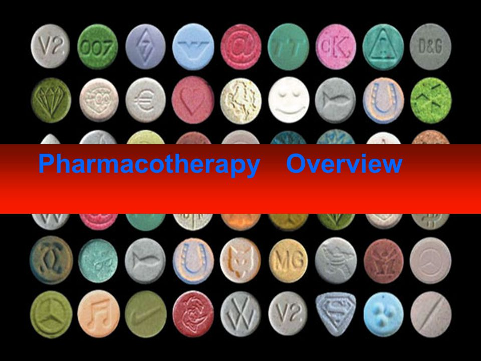 Pharmacotherapy Overview