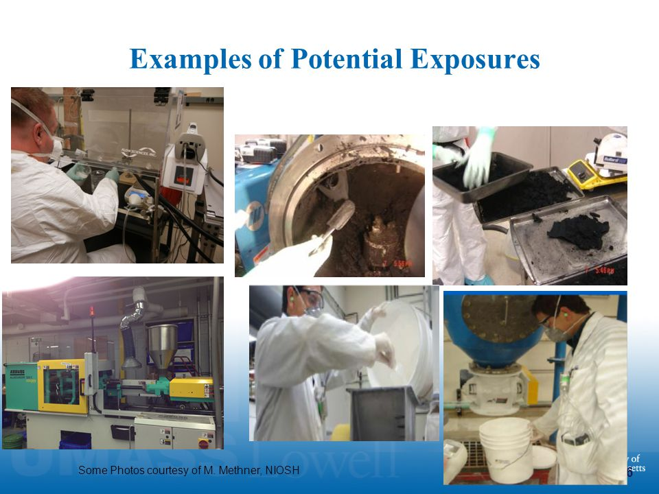 Examples of Potential Exposures