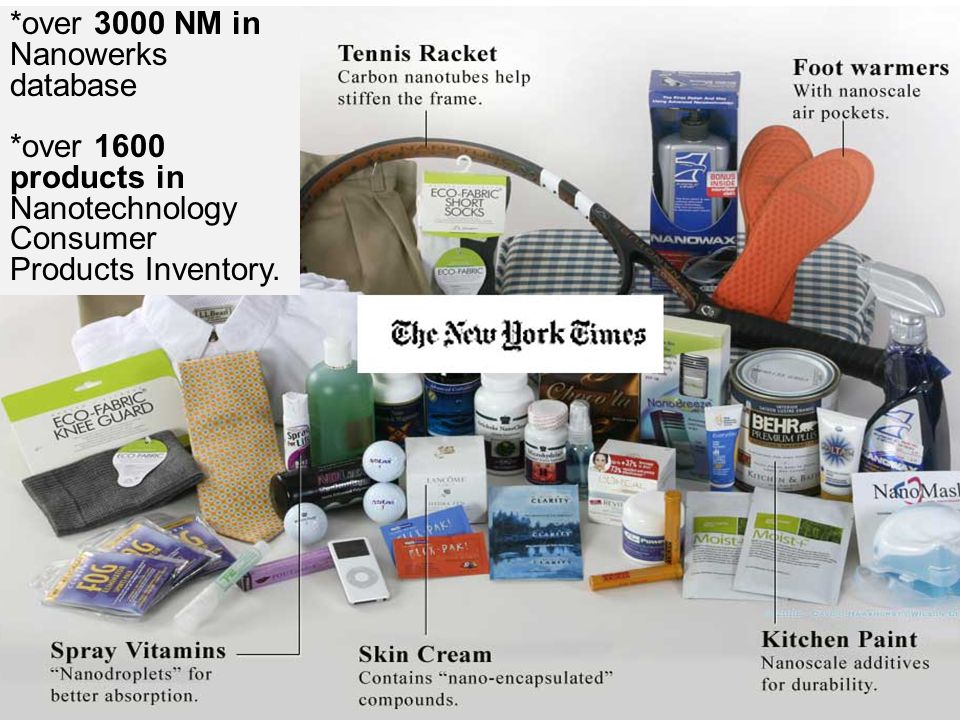 *over 3000 NM in Nanowerks database