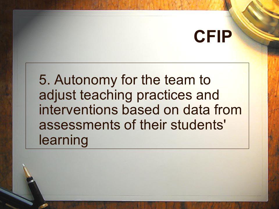 CFIP 5.