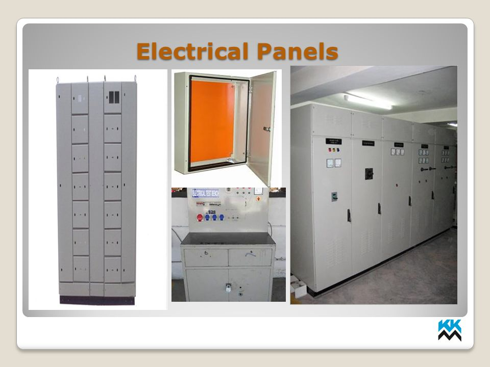 LMP INDUSTRIES Electrical Panels