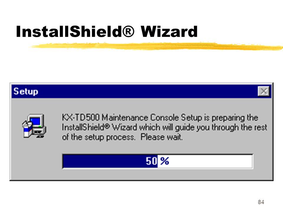 InstallShield® Wizard