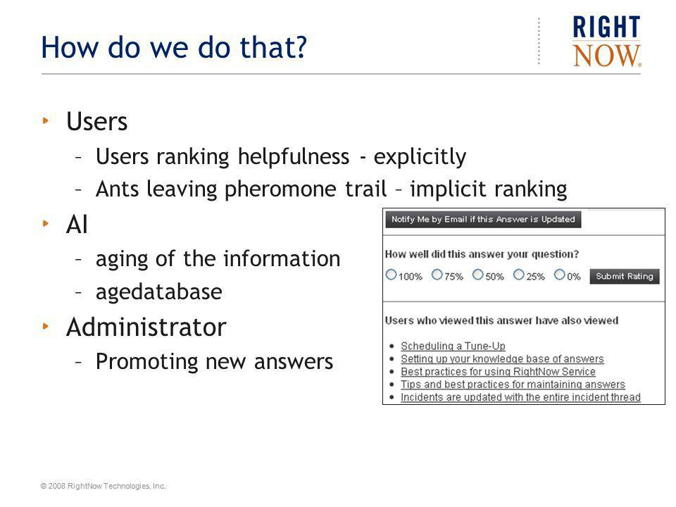 How do we do that Users AI Administrator