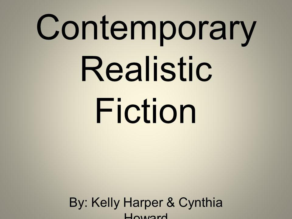 Contemporary Realistic Fiction