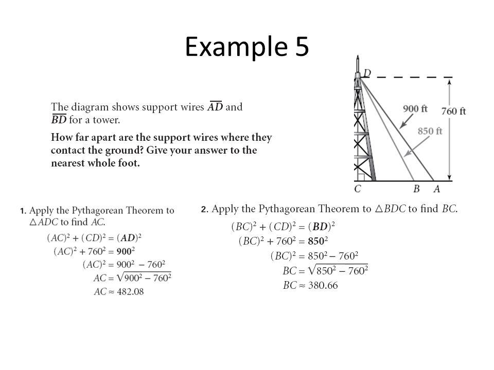Example 5