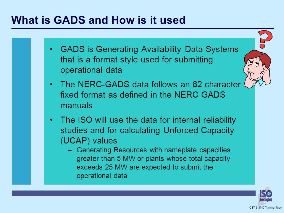 What is GADS and How is it used
