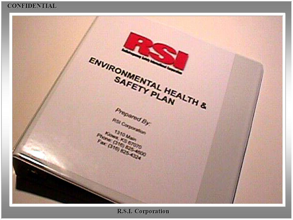 CONFIDENTIAL R.S.I. Corporation
