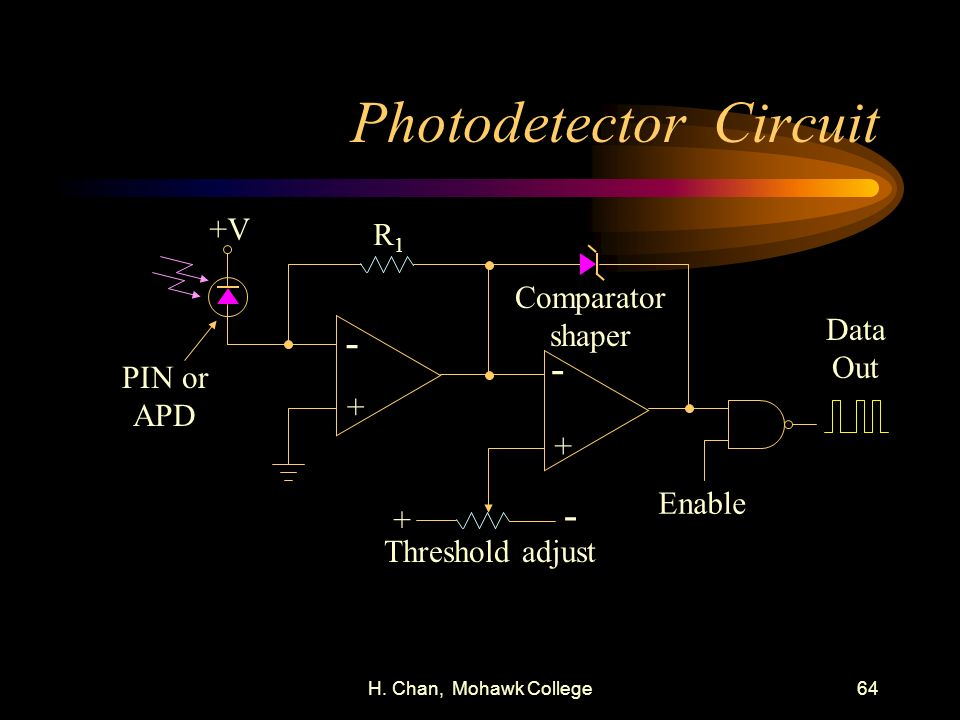 Photodetector Circuit