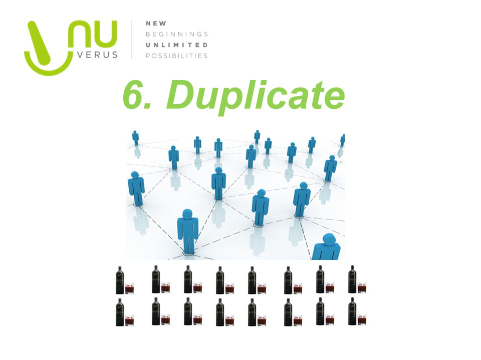 6. Duplicate People shaking hands