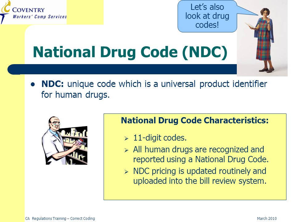 NDC Codes - National Drug Codes - Find-A-Code