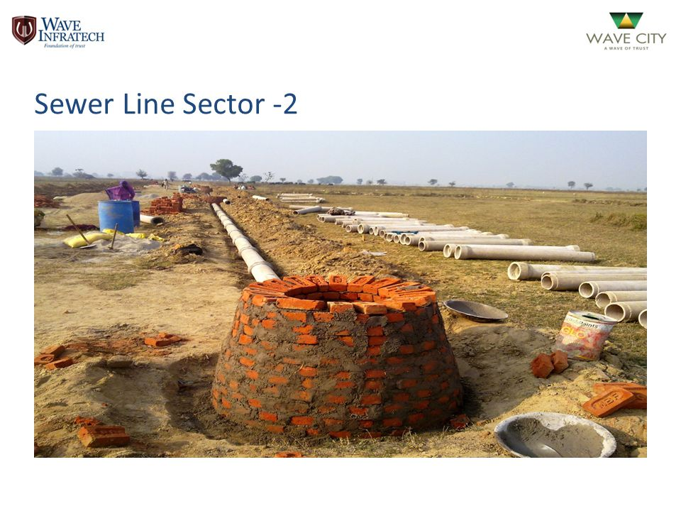 Sewer Line Sector -2