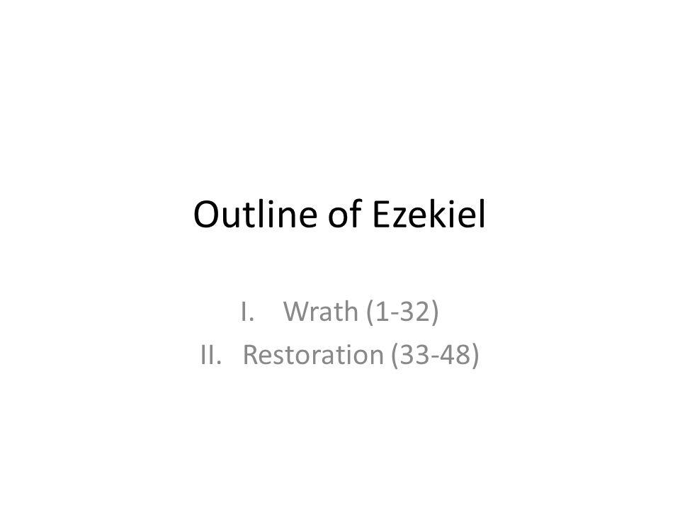 Wrath (1-32) Restoration (33-48)