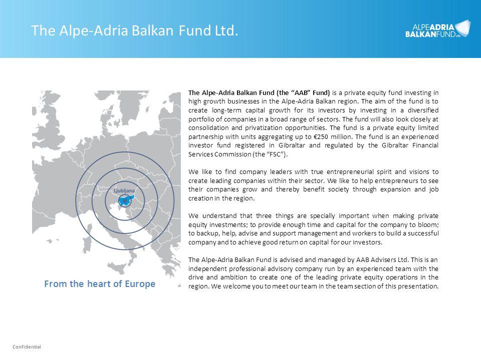 The Alpe-Adria Balkan Fund Ltd.