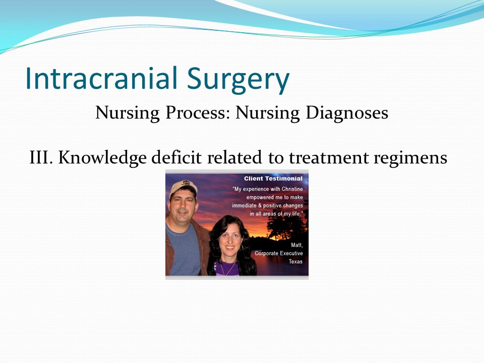 Nursing Process: Nursing Diagnoses