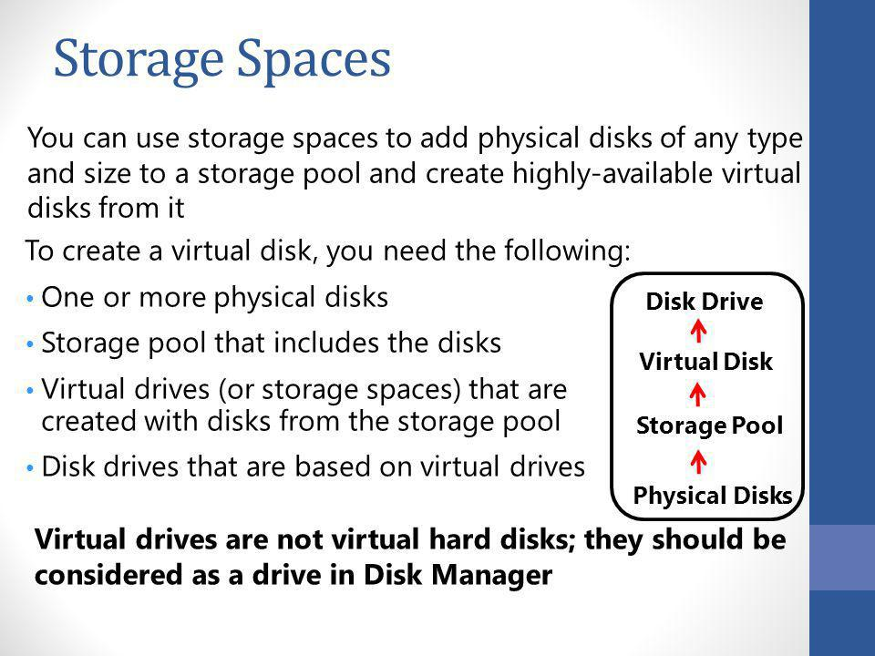 40005B Storage Spaces. 2: Storage and Networking in Windows Server 2012.