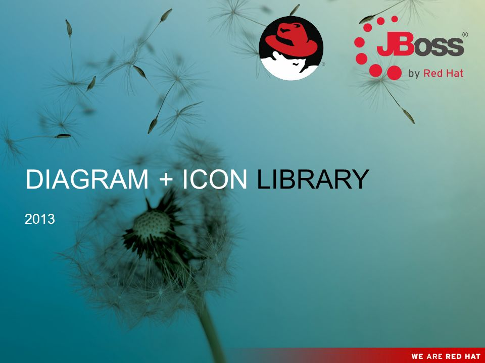 DIAGRAM + ICON LIBRARY 2013
