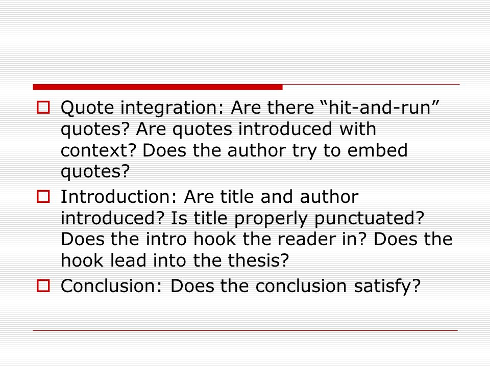 essay quote integration Integration quotes quotes tagged as integration (showing 1-30 of 63) it's just like when you've got some coffee that's too black, which means it's too strong.