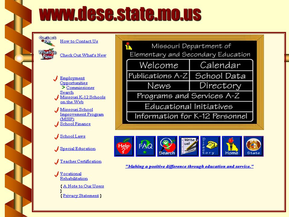 www.dese.state.mo.us
