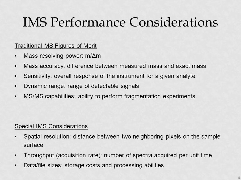 IMS Performance Considerations