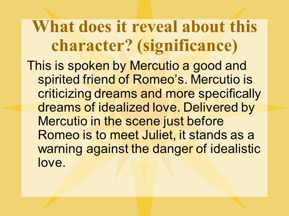 romeo and juliet meet analysis