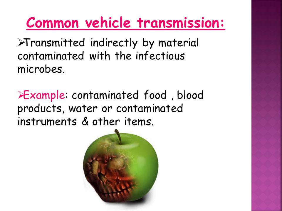 Common vehicle transmission: