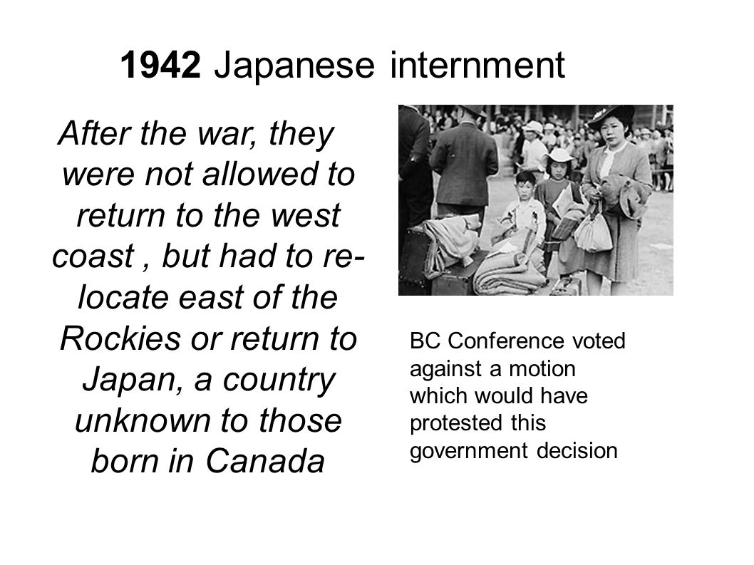 1942 Japanese internment