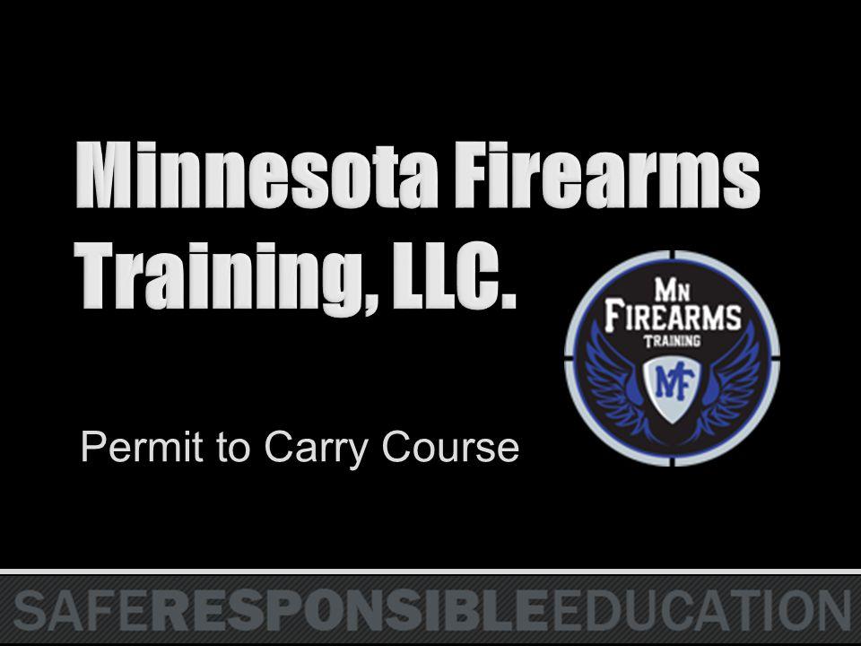 Minnesota Firearms Training, LLC.