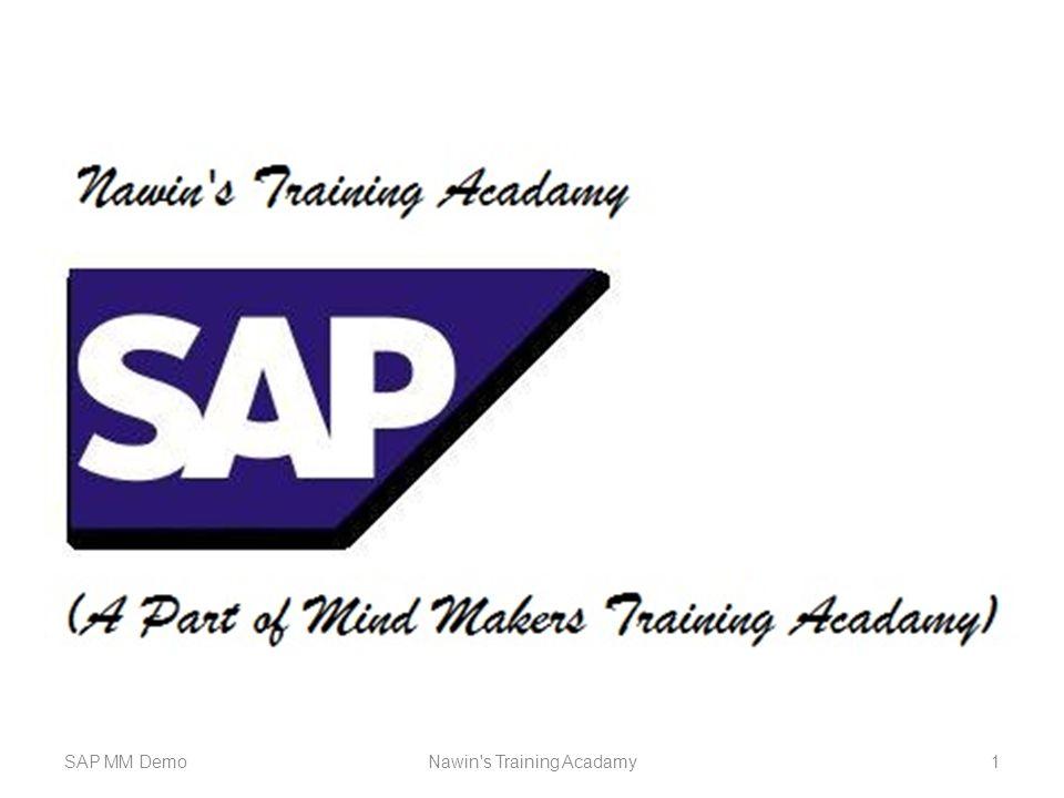 Nawin s Training Acadamy