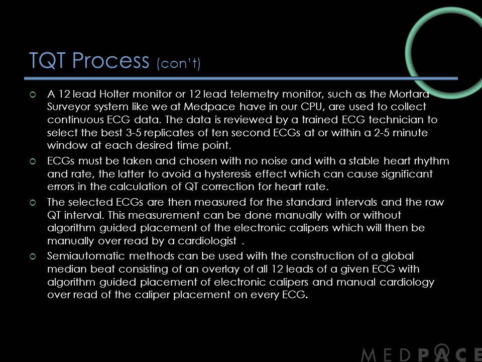 TQT Process (con't)