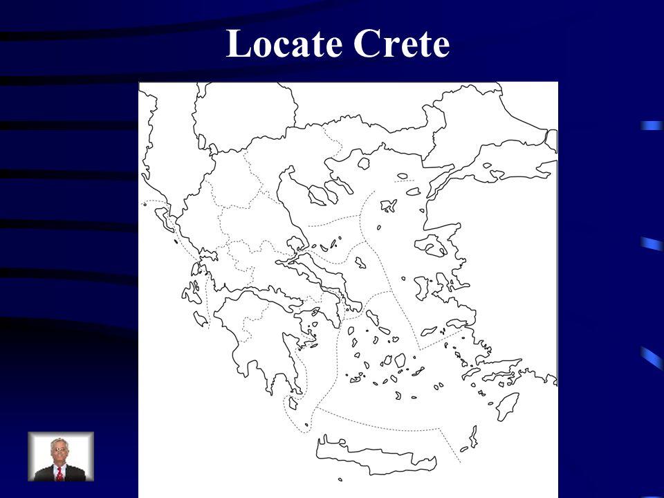Locate Crete
