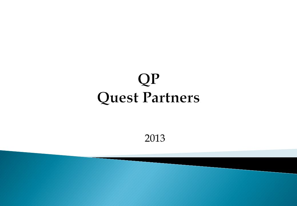 QP Quest Partners 2013