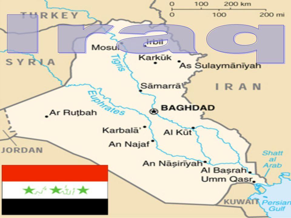 Iraq Iraq Map