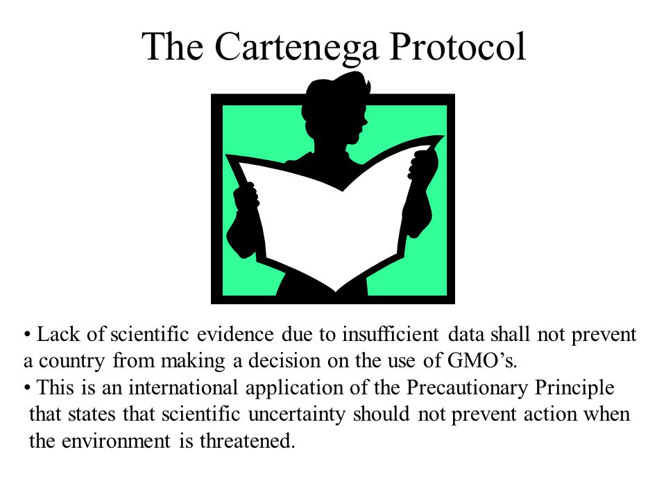 The Cartenega Protocol