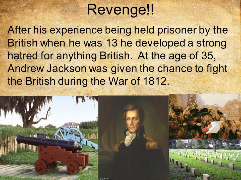Revenge!!