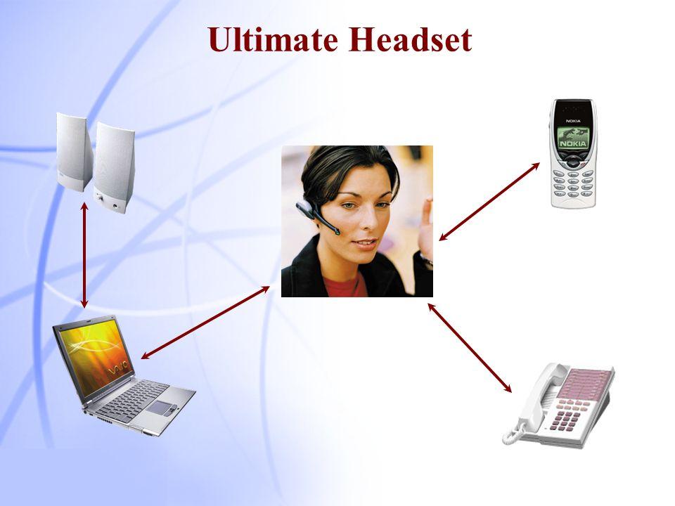Ultimate Headset