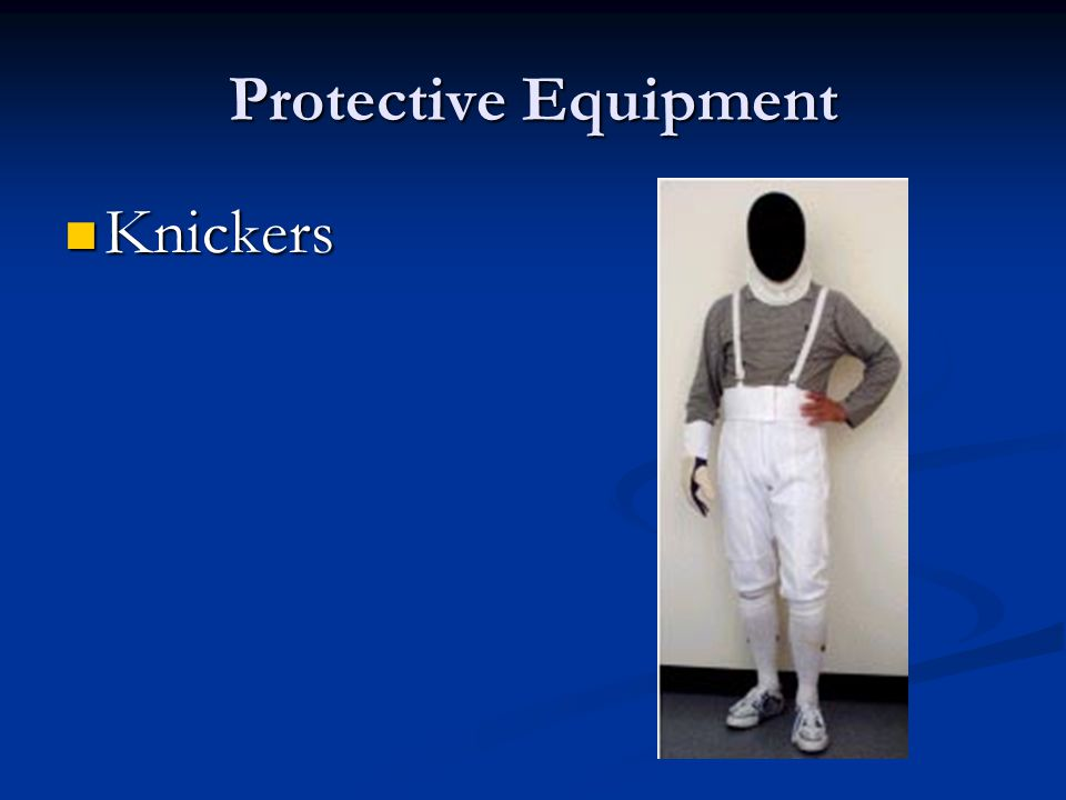 Protective Equipment Knickers