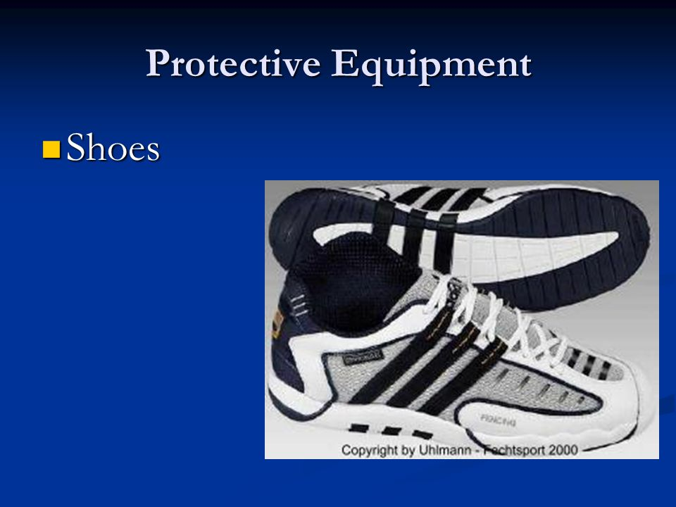 Protective Equipment Shoes