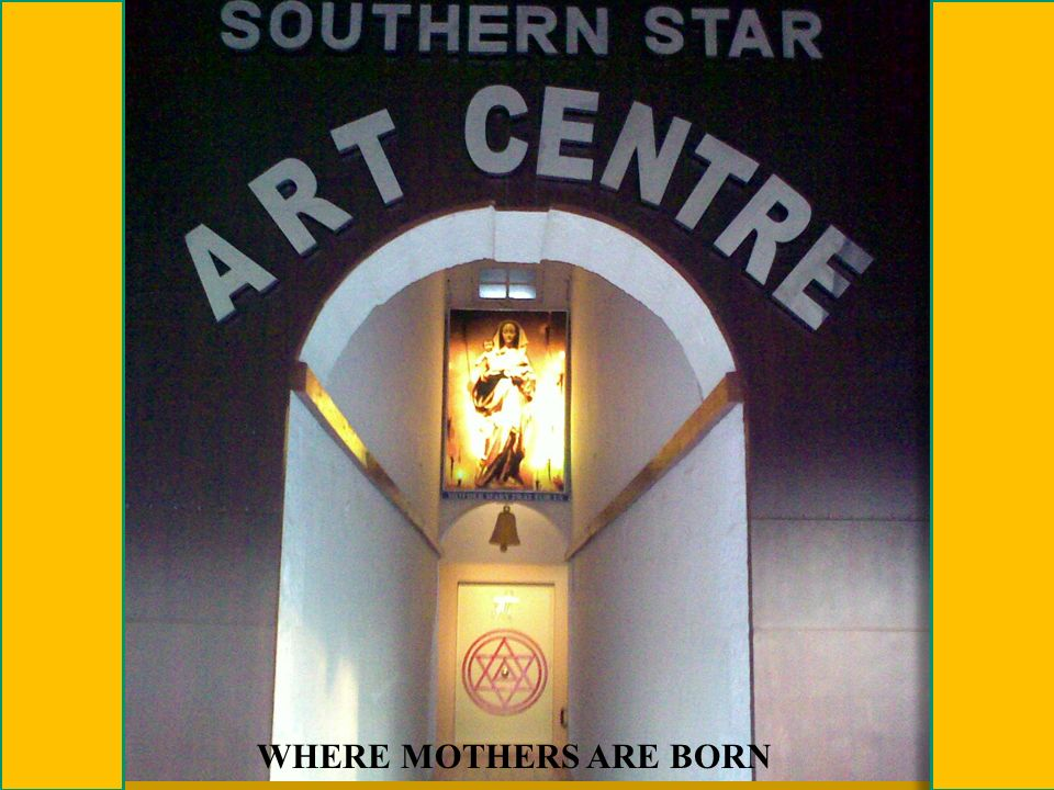 WHERE MOTHERS ARE BORN