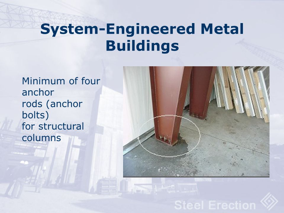 System-Engineered Metal Buildings